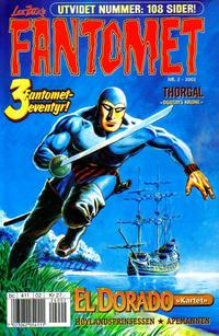 Cover Thumbnail for Fantomet (Hjemmet / Egmont, 1998 series) #2/2002