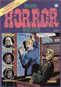Cover Thumbnail for Der beste Horror aller Zeiten (BSV - Williams, 1973 series)
