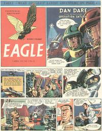 Cover Thumbnail for Eagle (Hulton Press, 1950 series) #v3#52