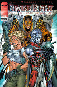 Cover Thumbnail for Divine Right Preview (Image, 1997 series)