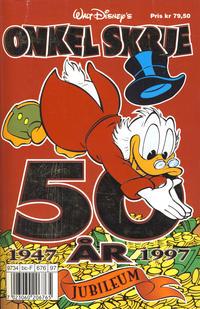 Cover Thumbnail for Donald Duck Tema pocket; Walt Disney's Tema pocket (Hjemmet / Egmont, 1997 series) #Onkel Skrue 50 år 1947-1997