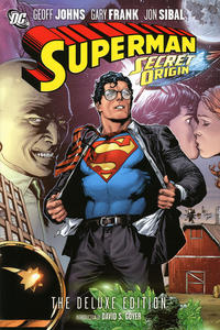 Cover Thumbnail for Superman: Secret Origin The Deluxe Edition (DC, 2010 series)