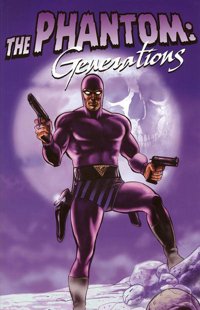 Cover for The Phantom: Generations (Moonstone, 2010 series)