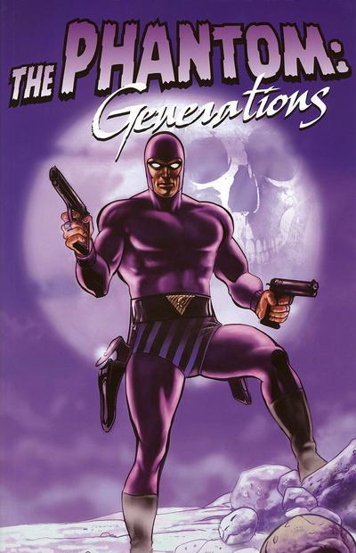 Cover for The Phantom: Generations (Moonstone, 2010 series) #[nn]