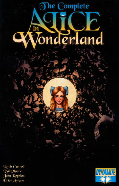 Cover for The Complete Alice in Wonderland (Dynamite Entertainment, 2009 series) #1