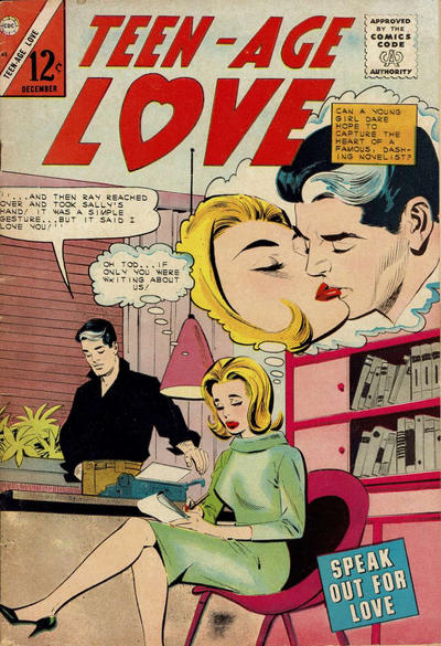 Cover for Teen-Age Love (Charlton, 1958 series) #45