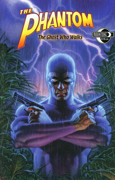 Cover for The Phantom: The Ghost Who Walks (Moonstone, 2003 series) #[nn]