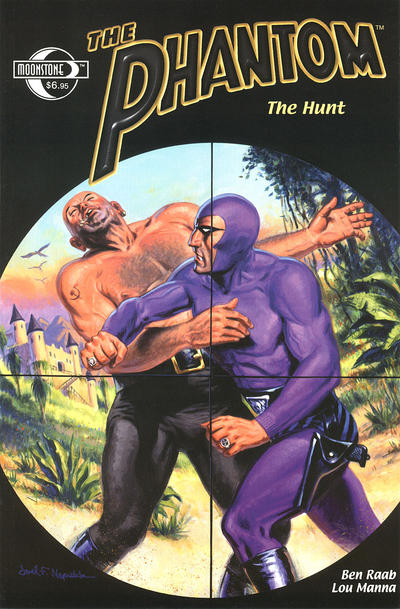 Cover for The Phantom: The Hunt (Moonstone, 2003 series)