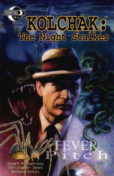 Cover for Kolchak the Night Stalker [Fever Pitch] (Moonstone, 2003 series)