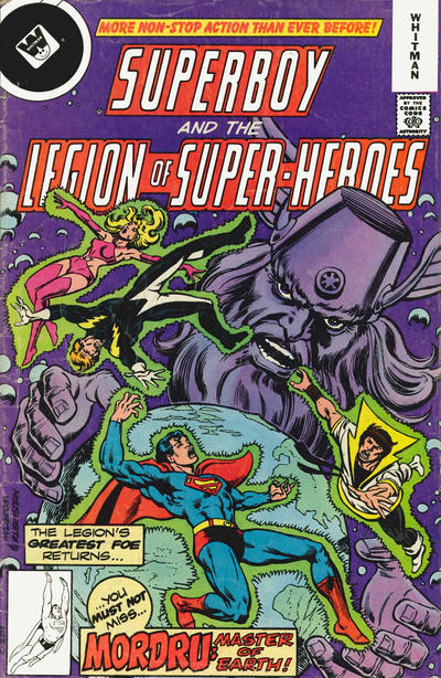 Cover for Superboy & the Legion of Super-Heroes (DC, 1977 series) #245