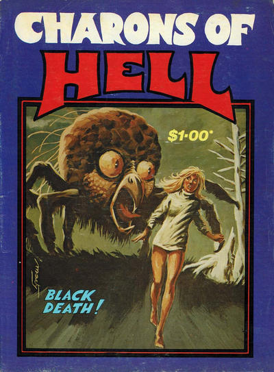 Cover for Charons of Hell (Gredown, 1983 ? series)