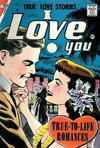 Cover for I Love You (Charlton, 1955 series) #16