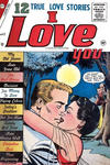 Cover for I Love You (Charlton, 1955 series) #11
