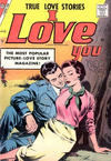 Cover for I Love You (Charlton, 1955 series) #15