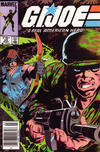 Cover for G.I. Joe, A Real American Hero (Marvel, 1982 series) #45 [Newsstand Edition]