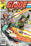 Cover for G.I. Joe, A Real American Hero (Marvel, 1982 series) #47 [Newsstand Edition]