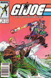 Cover for G.I. Joe, A Real American Hero (Marvel, 1982 series) #60 [Newsstand Edition]