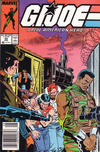 Cover Thumbnail for G.I. Joe, A Real American Hero (1982 series) #62 [Newsstand Edition]