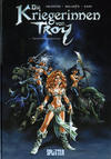 Cover for Die Kriegerinnen von Troy (Splitter Verlag, 2011 series) #1 - Yquem der Großzügige