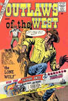 Cover for Outlaws of the West (Charlton, 1957 series) #29