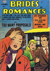 Cover for Brides Romances (Quality Comics, 1953 series) #7