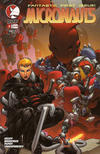 Cover for Micronauts (Devil's Due Publishing, 2004 series) #1 [Cover B]