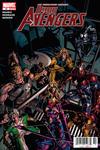 Cover for Los Vengadores Oscuros, Dark Avengers (Editorial Televisa, 2010 series) #10