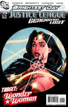 Cover for Justice League: Generation Lost (DC, 2010 series) #15 [Cover B]