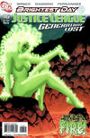 Cover for Justice League: Generation Lost (DC, 2010 series) #16 [Cover B]