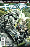 Cover for First Wave (DC, 2010 series) #6 [Standard Cover]