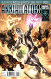 Cover for Annihilators (Marvel, 2011 series) #1