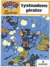 Cover for Trumfserien (Semic, 1971 series) #11 - Spirre: Tystnadens pirater