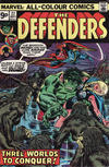 Cover for The Defenders (Marvel, 1972 series) #27 [British]