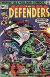 Cover Thumbnail for The Defenders (1972 series) #29 [British Price Variant]