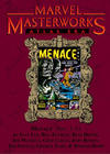 Cover Thumbnail for Marvel Masterworks: Atlas Era Menace (2009 series) #1 (126) [Limited Variant Edition]