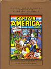 Cover for Marvel Masterworks: Golden Age Captain America (Marvel, 2005 series) #1 [Regular Edition]