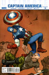 Cover for Ultimate Captain America (Marvel, 2011 series) #3