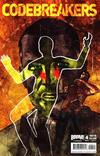 Cover for Codebreakers (Boom! Studios, 2010 series) #4