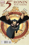 Cover Thumbnail for 5 Ronin (2011 series) #1 [Cover A]