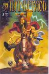 Cover for Thundergod (Crusade Comics, 1996 series) #3