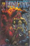 Cover for Thundergod (Crusade Comics, 1996 series) #2