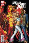 Cover for Los Increíbles Hombres X, Uncanny X-Men (Editorial Televisa, 2009 series) #3