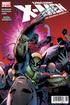 Cover for Los Increíbles Hombres X, Uncanny X-Men (Editorial Televisa, 2009 series) #8