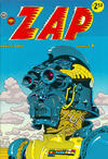 Cover for Zap Comix (Last Gasp, 1982 ? series) #7 [4th print- 2.50 USD]