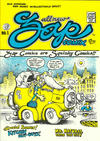 Cover for Zap Comix (Last Gasp, 1982 ? series) #1 [8th print- 2.50 USD]