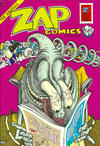 Cover for Zap Comix (Last Gasp, 1982 ? series) #6 [5th print- 2.50 USD]