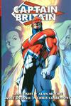 Cover Thumbnail for Captain Britain by Alan Moore & Alan Davis Omnibus (2009 series)  [Modern Captain Britain]