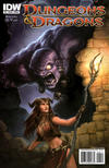 Cover Thumbnail for Dungeons & Dragons (2010 series) #4 [Cover A]