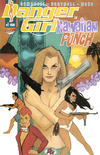 Cover for Danger Girl: Hawaiian Punch (DC, 2003 series) #1 [J. Scott Campbell Cover]