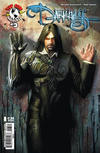Cover for The Darkness (Image, 2007 series) #3 [Cover B by Stjepan Sejic]